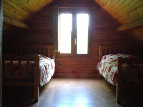 bedroom accomodation 9 persons camping Au p'tit Bonheur