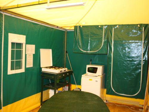 location de tente aménagées en Dordogne au camping Au P'tit Bonheur