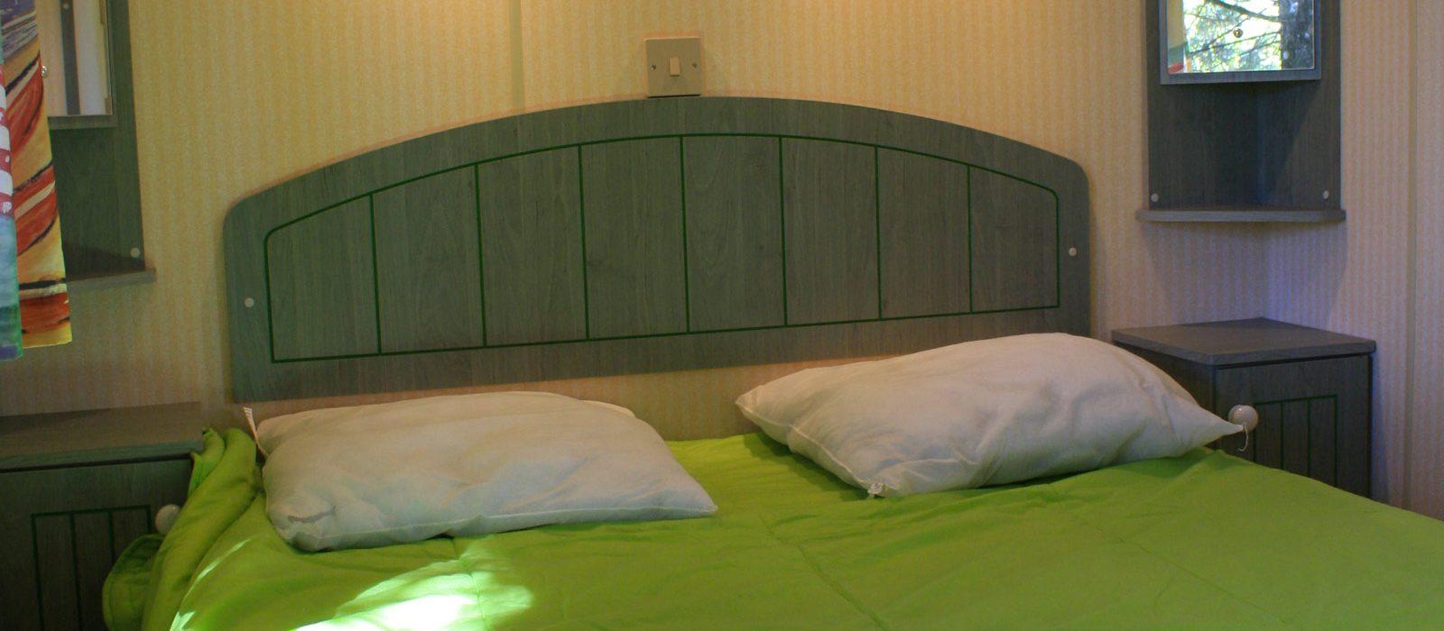 location mobil-homes 4-6 personnes au camping Au P'tit bonheur en Dordogne