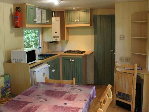 location de mobilhomes au camping Au P'tit Bonheur en Dordogne