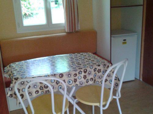 location pour 4 personnes au Camping Au P'tit Bonheur en Dordogne